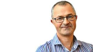 Mark Dennison BBC Radio Nottingham