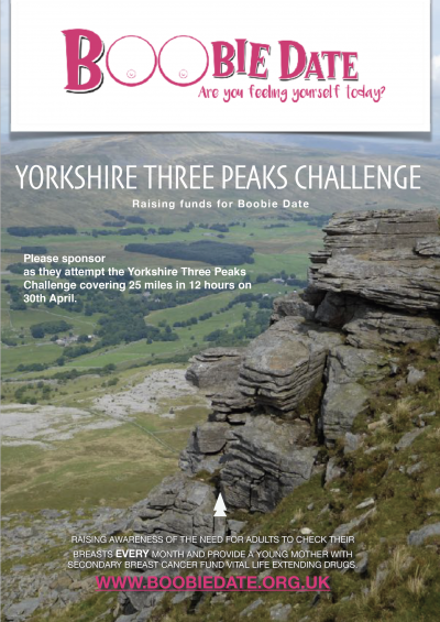 Event: Yorkshire Three Peaks Challenge